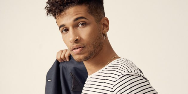 """#SPOTTED: JORDAN FISHER IN TORONTO FOR """"WORK IT"""""""