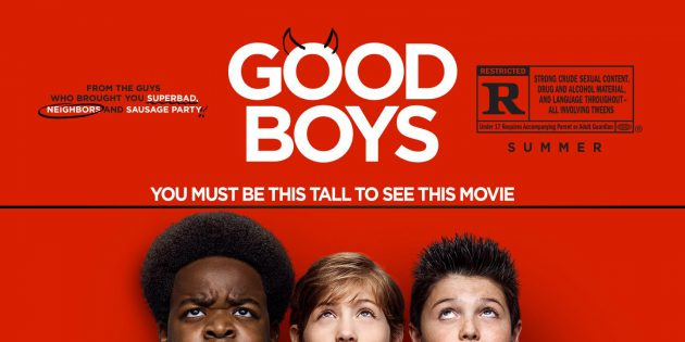 """#GIVEAWAY: ENTER FOR A CHANCE TO WIN ADVANCE PASSES TO SEE """"GOOD BOYS"""""""
