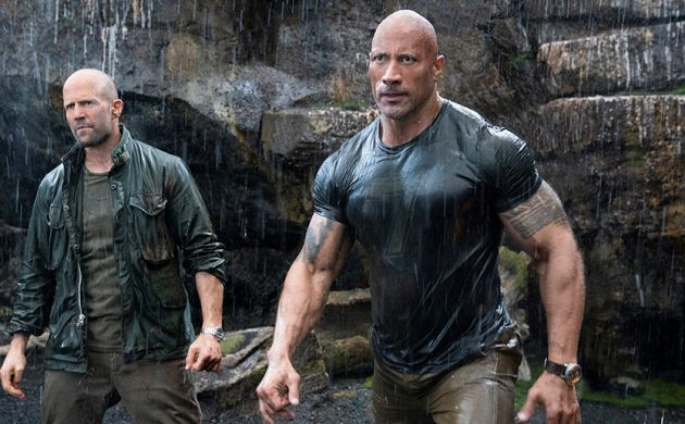 """#GIVEAWAY: ENTER TO WIN A COPY OF """"FAST & FURIOUS PRESENTS HOBBS & SHAW"""" ON BLU-RAY"""