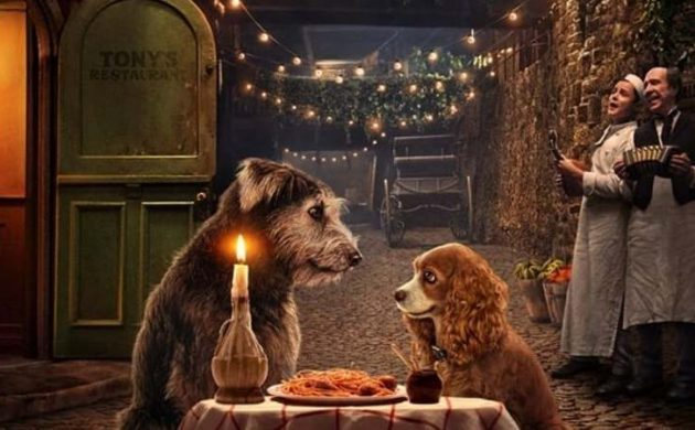 """#FIRSTLOOK: NEW TRAILER FOR LIVE-ACTION VERSION OF """"LADY AND THE TRAMP"""""""