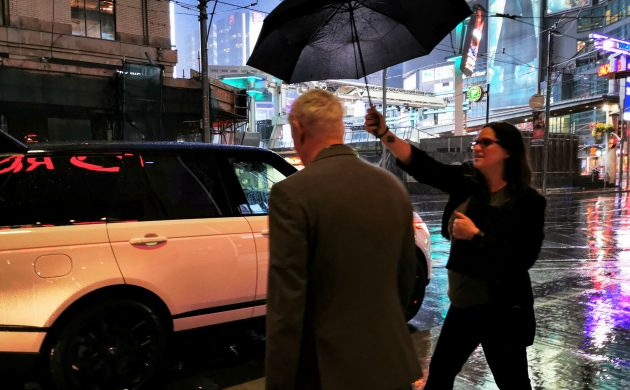 """#SPOTTED: ROLAND EMMERICH IN TORONTO FOR """"MIDWAY"""""""