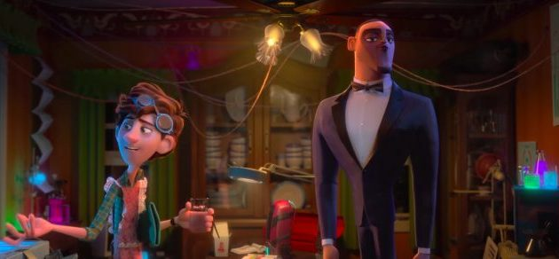 "#FIRSTLOOK: NEW TRAILER FOR ""SPIES IN DISGUISE"""