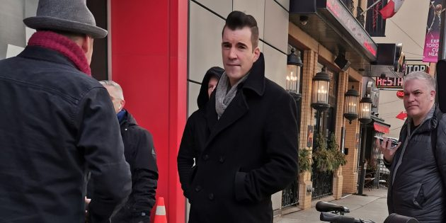 #SPOTTED: THEORY OF A DEADMAN IN TORONTO