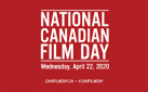 #FIRSTLOOK: LINEUP OF FILMS FOR 2020 NATIONAL CANADIAN FILM DAY