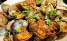 #COOKING: FRIED CLAMS IN BLACK BEAN SAUCE RECIPE