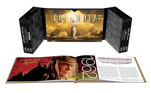 #GIVEAWAY: ENTER TO WIN A COLUMBIA CLASSICS 4K ULTRA HD COLLECTION VOLUME 1