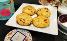 #COOKING: CHOCOLATE CHIP SCONES RECIPE