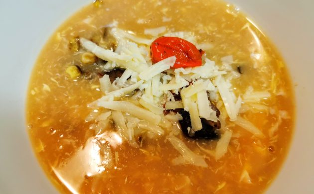 #COOKING: SAVOURY MISO OATMEAL RECIPE