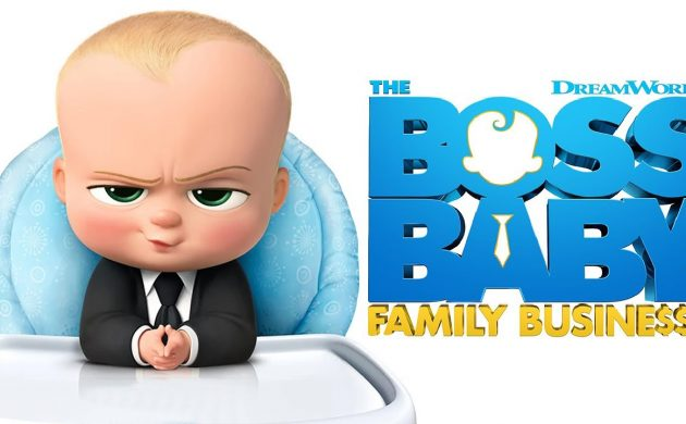 """#FIRSTLOOK: """"THE BOSS BABY: FAMILY BUSINESS"""" TRAILER"""