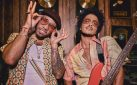 "#NEWMUSIC: BRUNO MARS + ANDERSON .PAAK ARE SILK SONIC – ""LEAVE THE DOOR OPEN"""