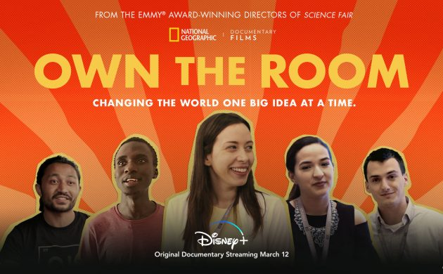 """#FIRSTLOOK: NEW TRAILER FOR """"OWN THE ROOM"""""""