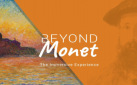 #FIRSTLOOK: BEYOND MONET: THE IMMERSIVE EXPERIENCE