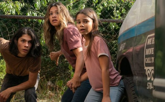 "#FIRSTLOOK: NEW TRAILER FOR ""AWAKE"" STARRING GINA RODRIGUEZ"