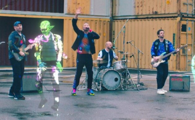 """#NEWMUSIC: COLDPLAY – """"HIGHER POWER"""""""
