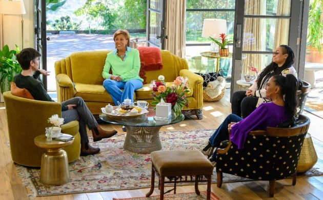 """#FIRSTLOOK: """"TURNING THE TABLE WITH ROBIN ROBERTS"""""""