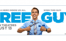 """#GIVEAWAY: ENTER FOR A CHANCE TO WIN ADVANCE PASSES TO SEE """"FREE GUY"""""""