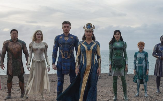 """#GIVEAWAY: ENTER FOR A CHANCE TO WIN ADVANCE PASSES TO SEE MARVEL STUDIOS' """"ETERNALS"""""""