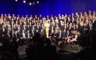 #OSCARS: 2014 ANNUAL OSCARS LUNCHEON CLASS PHOTO