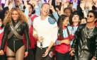 #SUPERBOWL: SUPER BOWL 50 HALFTIMESHOW + LADY GAGA PERFORMING NATIONAL ANTHEM