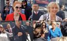 #TIFF17: DAY THREE SIGHTINGS – JESSICA CHASTAIN, AARON SORKIN, STANLEY TUCCI, EMMA THOMPSON, GRETA GERWIG + MORE!
