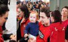 #SPOTTED: TEAM CANADA INCLUDING TESSA VIRTUE + SCOTT MOIR IN TORONTO