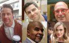 #ROGERSUPFRONT: JOSH DALLAS, MELISSA ROXBURGH, HOWIE MANDEL + MORE AT 2018 ROGERS UPFRONT