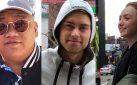 #SPOTTED: JACOB BATALON, LIV HEWSON, MILES ROBBINS, PIERSON FODÉ + PEYTON LIST IN TORONTO