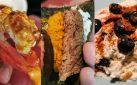 #COOKING: FEAST FOR A KING | BLUEBERRY TIRAMISU RECIPE