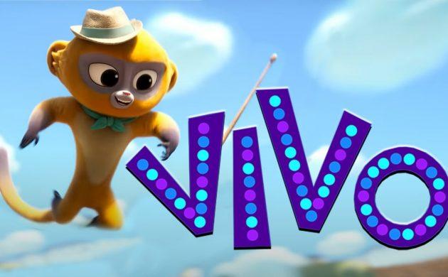 """#FIRSTLOOK: NEW TRAILER FOR """"VIVO"""""""